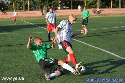 Футбольний матч «Поділля» - «Темп» 3