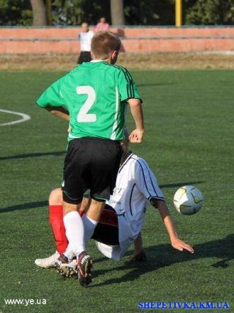 Футбольний матч «Поділля» - «Темп» 6