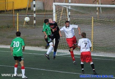 Футбольний матч «Поділля» - «Темп» 7