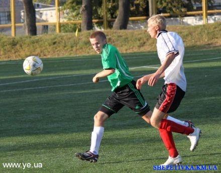 Футбольний матч «Поділля» - «Темп» 12