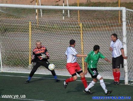 Футбольний матч «Поділля» - «Темп» 15