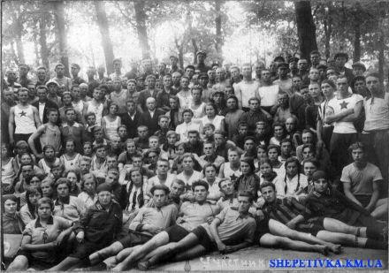 Старі фото Шепетівки 8